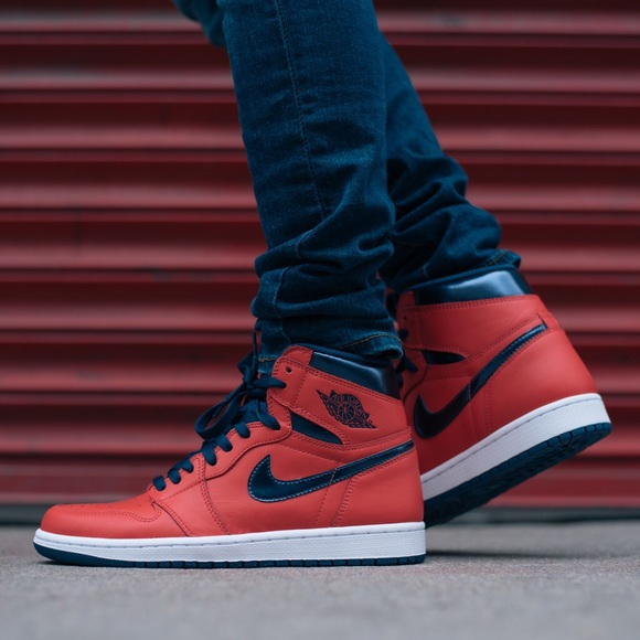 1e0a10f14cdca3 Nike Air Jordan 1 Retro High OG David Letterman